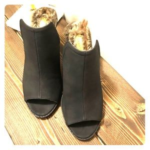 Brand New Qupid Fur Lined Booties